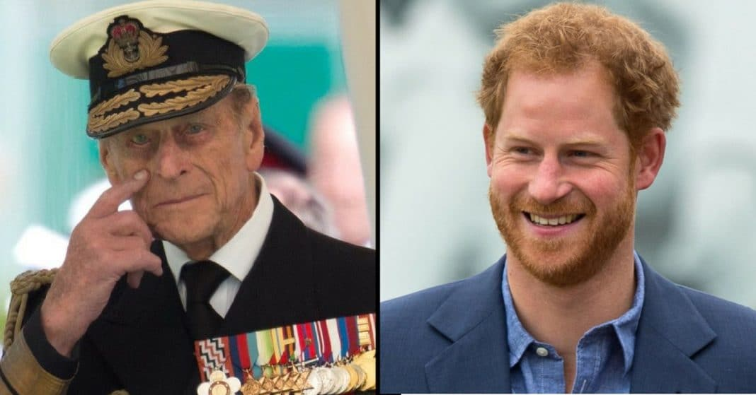 Prince Harry Is Taking Over A Very Important Role From Prince Philip After His Retirement