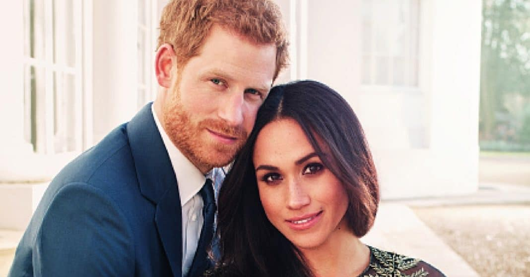Palace Releases Harry And Meghan's Official Engagement Photos…And They Are Breathtaking!