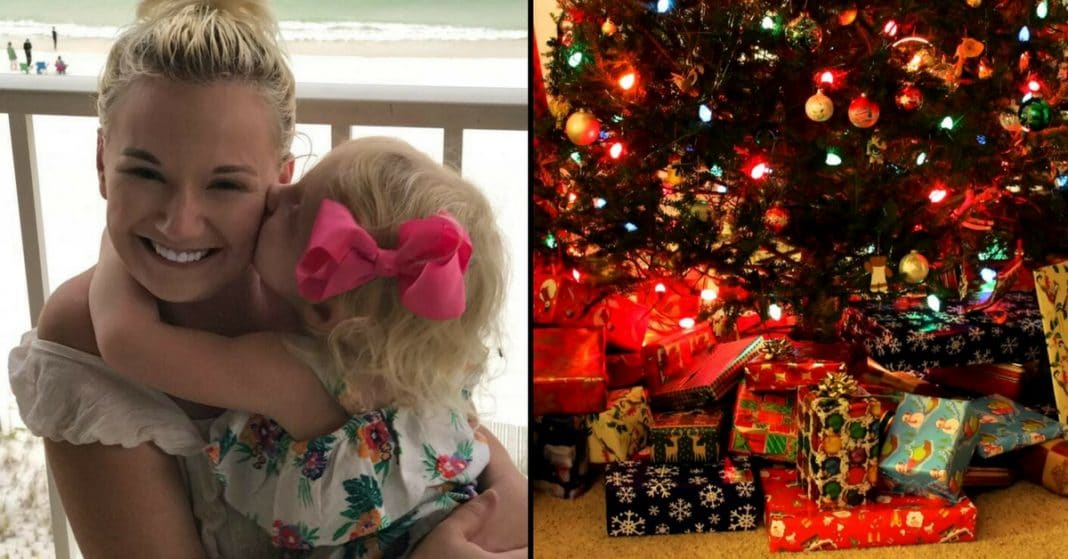 Social Worker Begs Parents To Stop Giving Santa Credit For Kids' Christmas Gifts