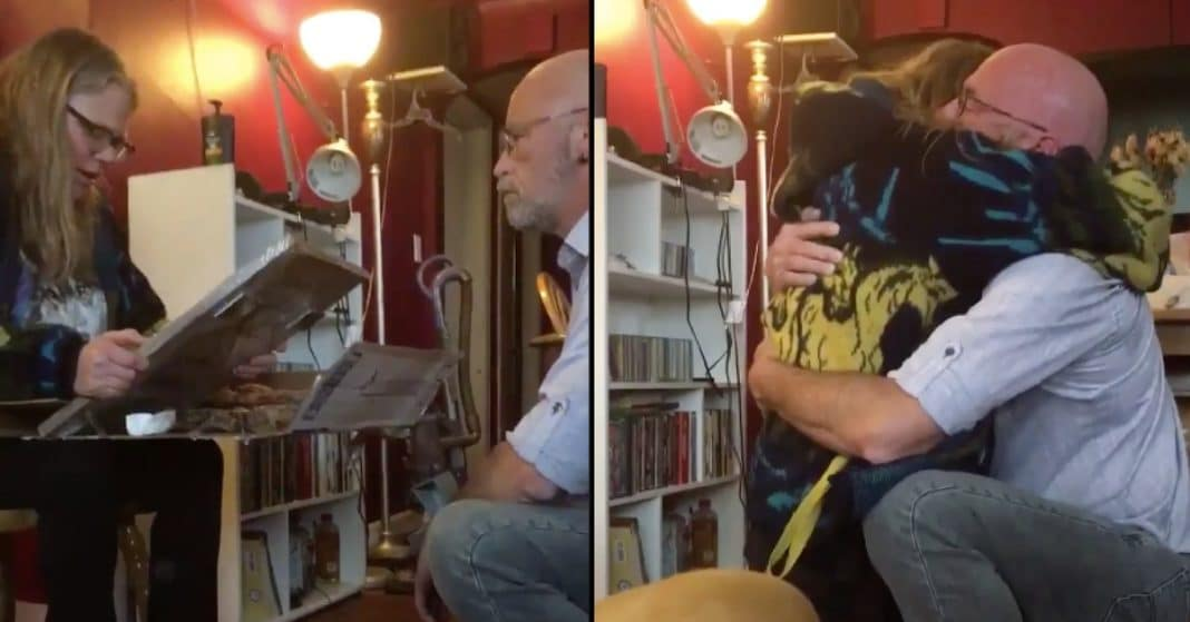 3 Years After Divorce, Dad Of 8 Gives Ex-Wife Gift That Has Whole Family Sobbing