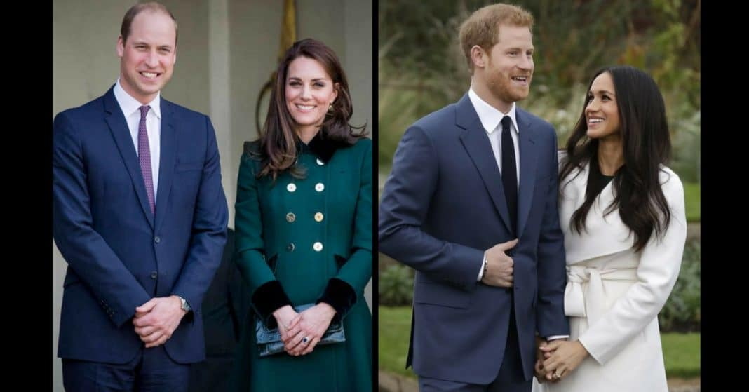 Why Prince Harry And Meghan Markle Hold Hands In Public – While William And Kate Never Do