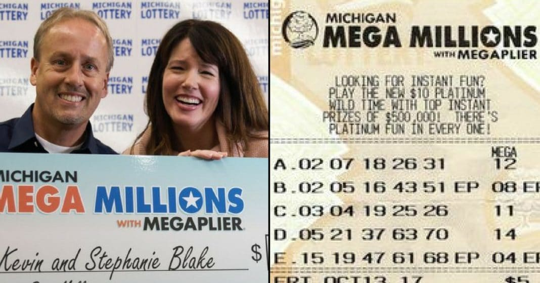 Couple Plays Birthdays In Lotto For Years, Jaws Drop When They Realize What They've Won