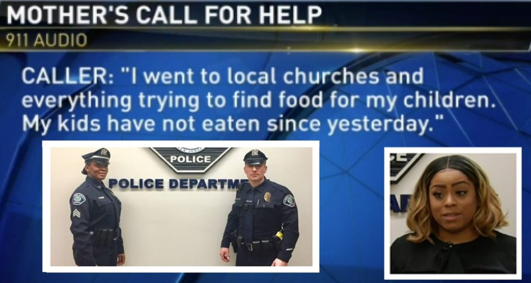 Desperate Mom Tells 911 Operator She Can't Feed Her 4 Kids, Then Another Dispatcher Overhears…