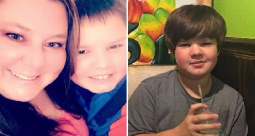 Mom Shares Heartbreaking Photo Of Age 12 Son's Open Casket, Reveals Tragic Reason Behind Death