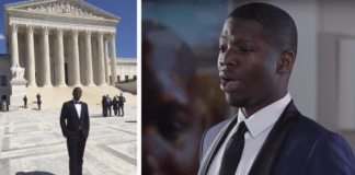 Anthony Anderson at the Supreme Court and singing opera