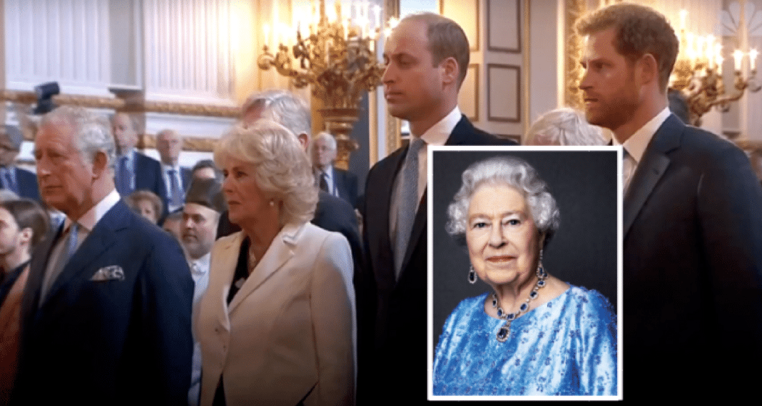 It's Decided: Queen Elizabeth Names Her Successor Following Her 92nd Birthday