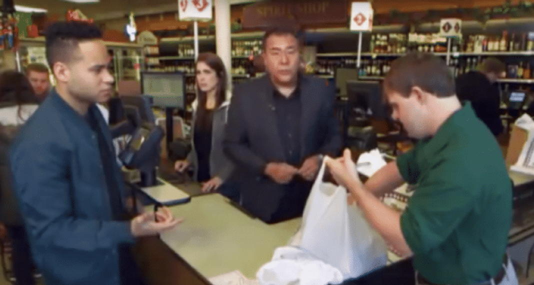Strangers Overhear Rude Man Bullying Worker With Down Syndrome, Immediately Take Action