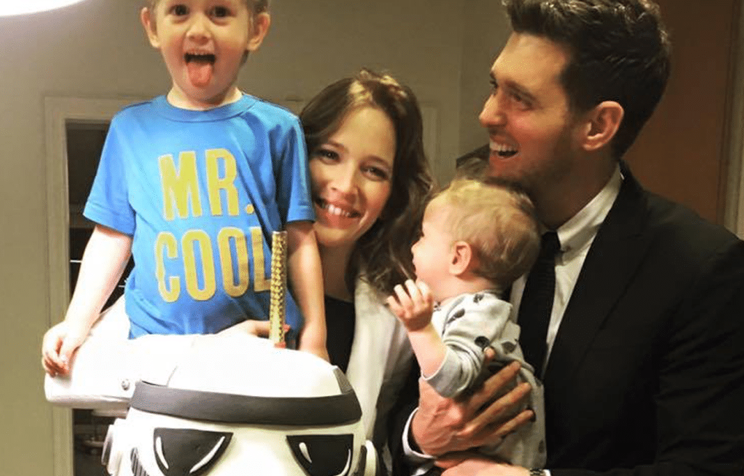 Two Years After Age 3 Son's Cancer Diagnosis, Michael Bublé Returns To Stage And Confirms Rumors