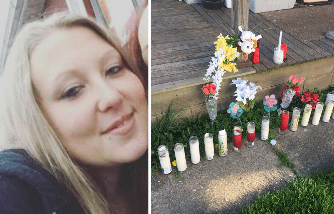 Mom Of 3 Gunned Down In Her Front Yard, Fought To Live Long Enough To Deliver Unborn Child