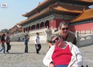 Andy and Donna travel the world