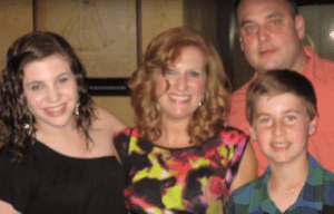 Jeff and Crissy Naticchia and their two kids