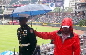 Atlanta Braves on Memorial Day