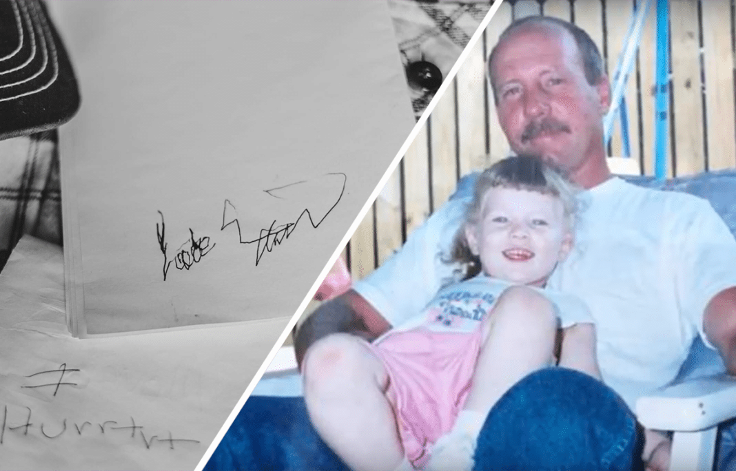 Dad Tells Daughter He Has Just A 'Little Bit Of Cancer' – Writes Her Handwritten Notes After Losing Voice