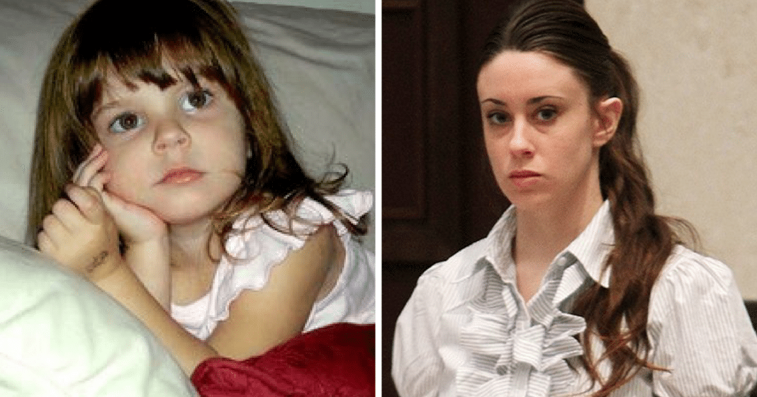 Casey Anthony Could Be Facing Another Trial Related To Death Of Age 2 Daughter Caylee