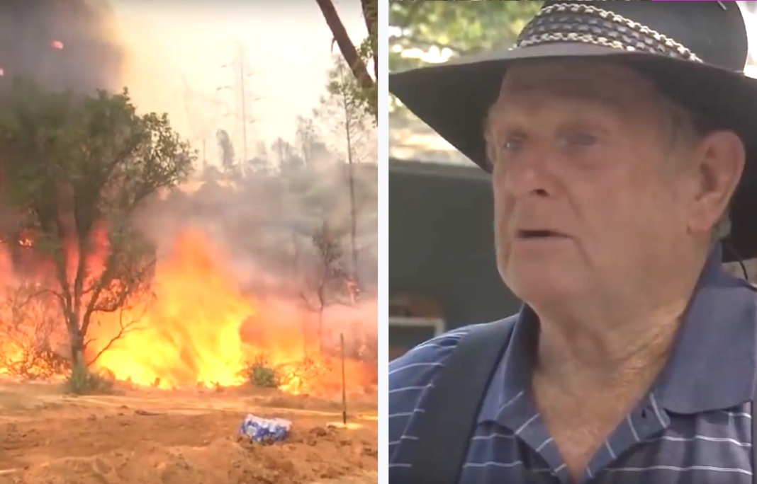 Grandma, Age 4 And 5 Grandkids Use Final Breaths To Call Grandpa As Wildfire Overtakes Home