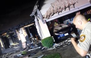 After the fire, via GoFundMe