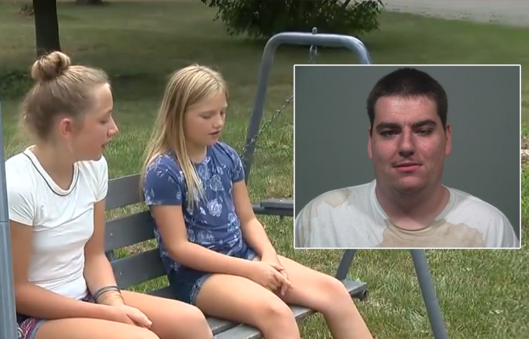 Young Girls Join Forces, Throw Hot Coffee On Kidnapper To Save Age 11 Girl From His Grip