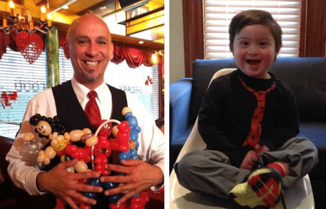 Waiter Hailed A Hero For Refusing To Serve Diner Who Mocked Child With Down Syndrome