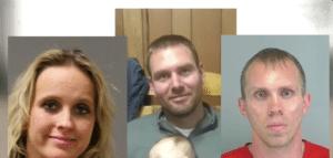 Tawney Caldwell, Robert Caldwell, Sterling Roberts
