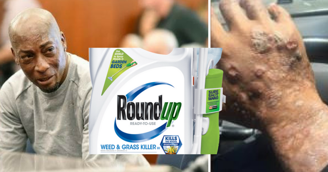 Jury Awards Dying Man $289 Million In Case Claiming Roundup Chemical Caused Cancer