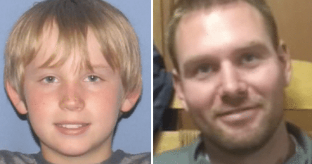 Age 14 Boy Disappears After Witnessing His Father's Brutal Murder. A Year Later, He Is Found