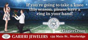 Garieri Jewelers billboard via Facebook