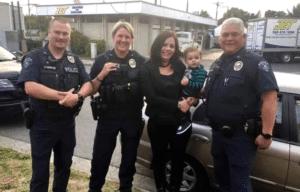 Bremerton, Washington Police with Brittany Payne