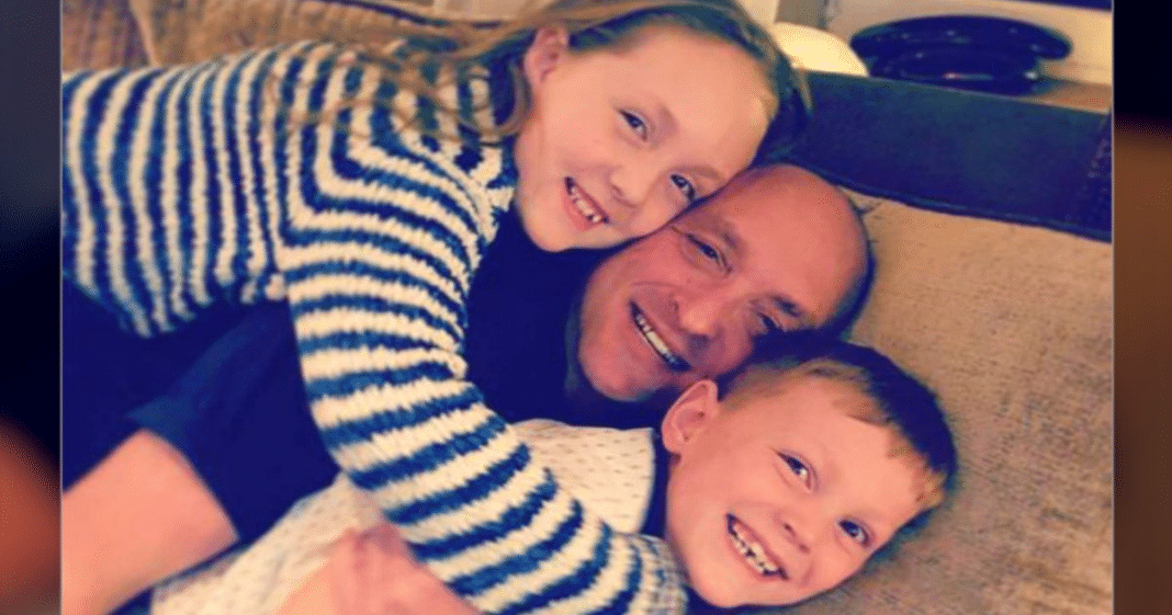 45-Year-Old Firefighter Dad Thought To Be Suffering Gallstones Dies 3 Months After Wedding