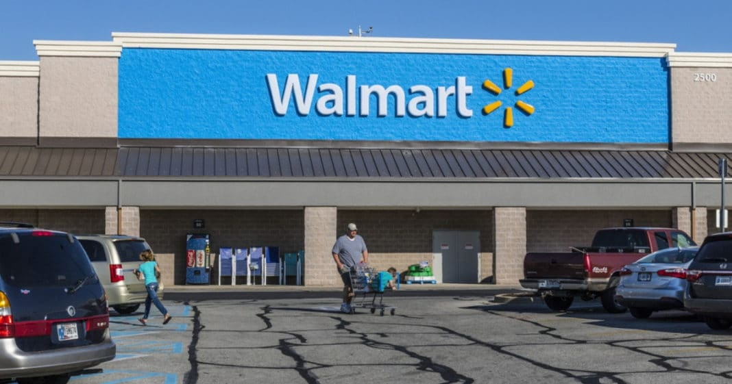 Hero Walmart Employee Stops Two Predators From Kidnapping Age 4 Girl From Cart