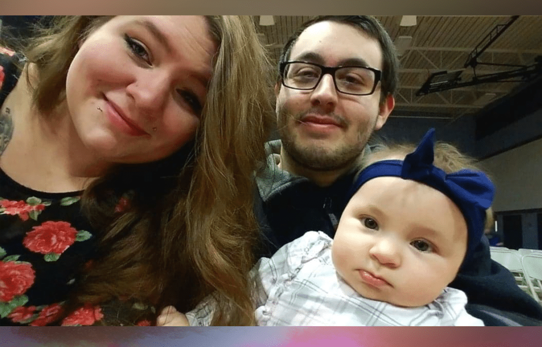 Grieving Young Mom Shares Painful Message After Drunk Driver Kills Her Husband And Baby