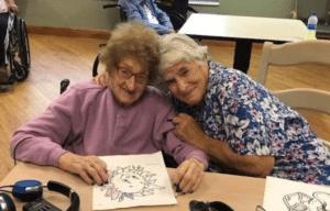 Joanne Lowenstern meets her long-lost mother