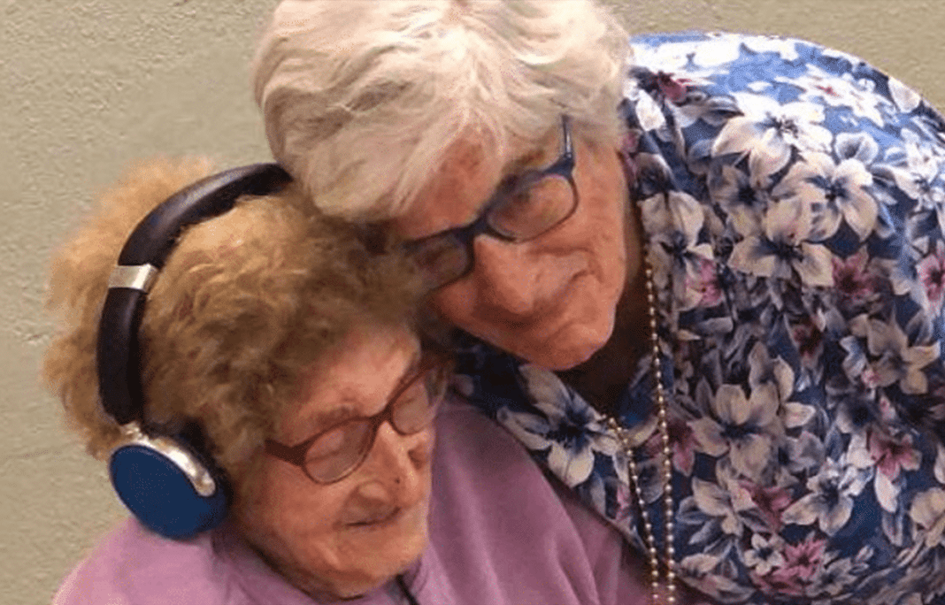 Woman Age 80 Reunited With Mother She Was Told Had Died 64 Years Ago
