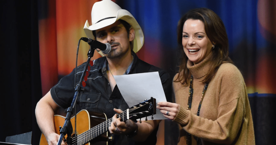 Brad Paisley And Wife Opening Grocery Store Where Everything Is Free To Help Those In Need