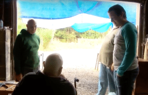 Willie Davis talks to Ed Sheets and David Dunkleberger.