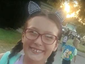 Alivia Stahl, 9 via YouTube