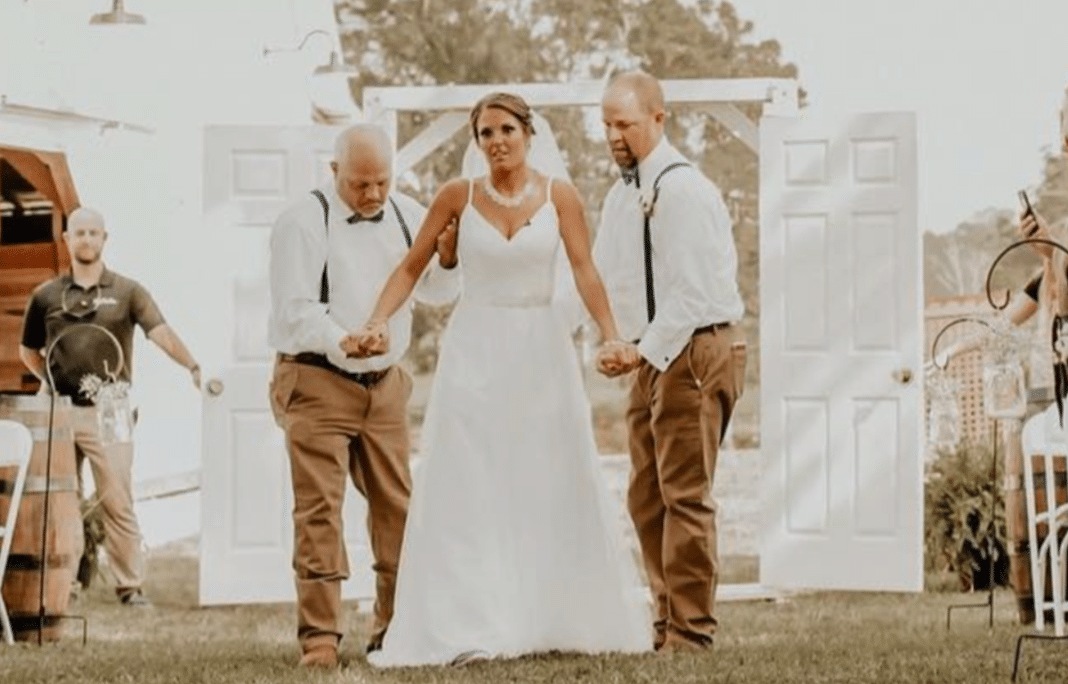 Bride Paralyzed In Accident Fights To Fulfill Her Dream Of Walking Down The Aisle To Marry Love Of Her Life