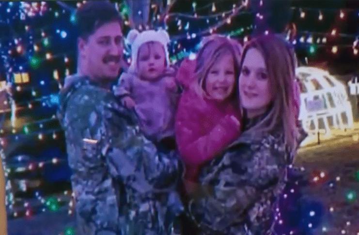 The Dean family, Caldwell, Idaho