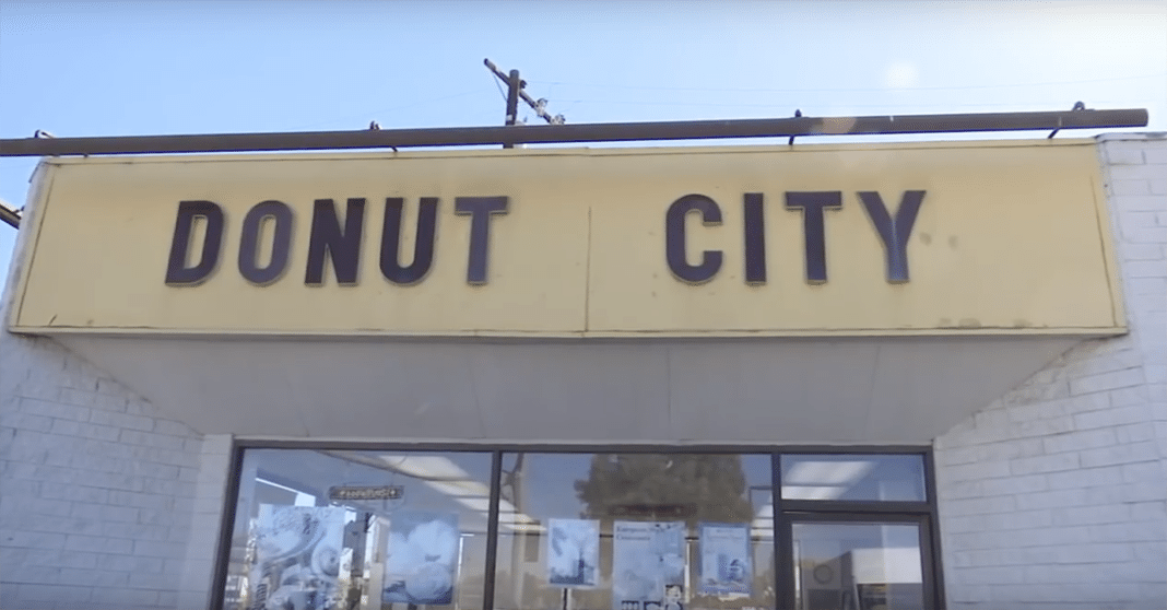 Donut City in Seal Beach, California