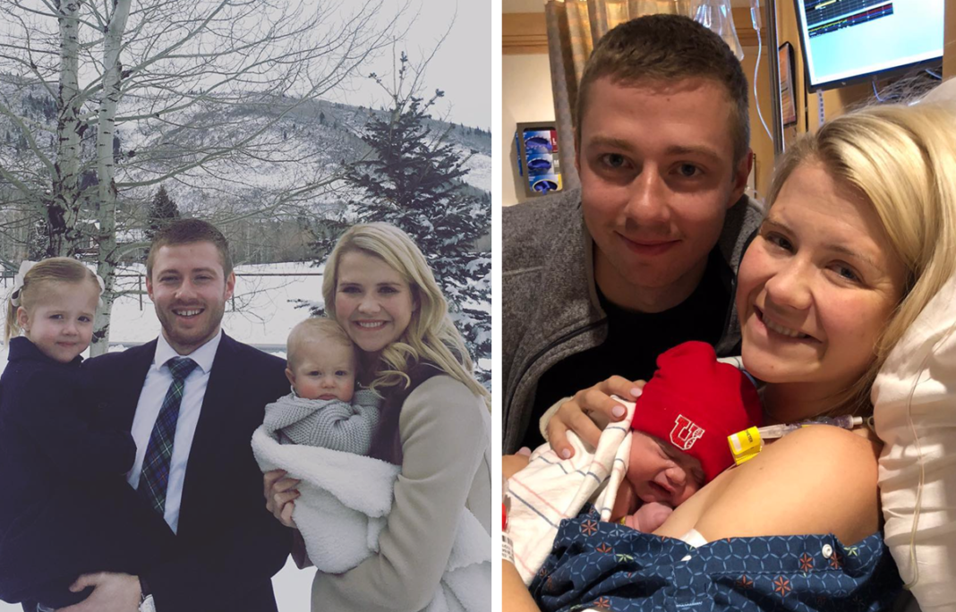 Elizabeth Smart Shares Picture After Giving Birth To Third Child, A Baby Girl