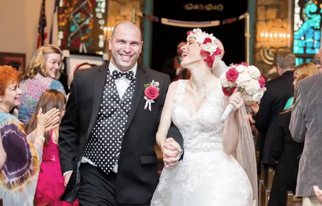Bride With Stage Four Cancer Dies After Miraculously Living To See Her Wedding Day