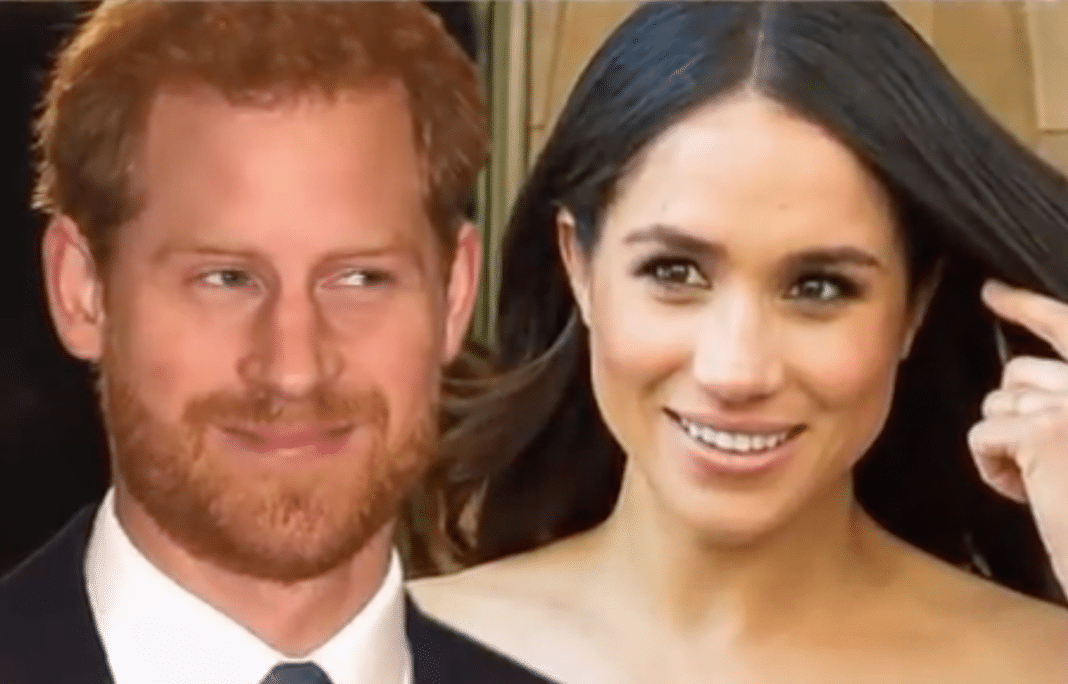 Revealed: Prince Harry Issued A Warning To Meghan When Their Secret Romance Went Public