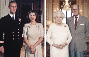 Queen Elizabeth and Prince Philip on 71st Wedding Anniversary