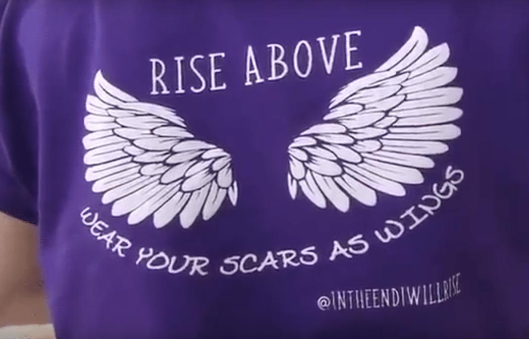 Rise Above motto via YouTube