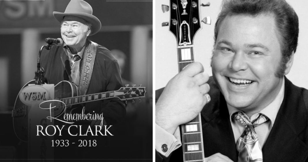 'Hee Haw' Country Star Roy Clark Dead At 85