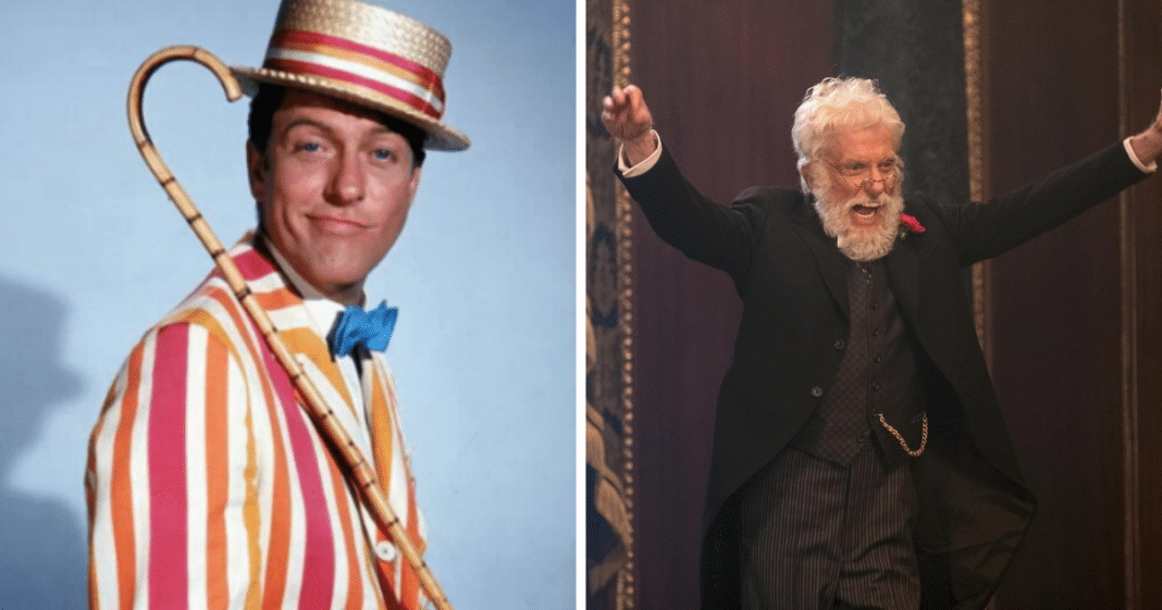 92-Year-Old Dick Van Dyke Returns To His Role On 'Mary Poppins' 54 Years After The Original