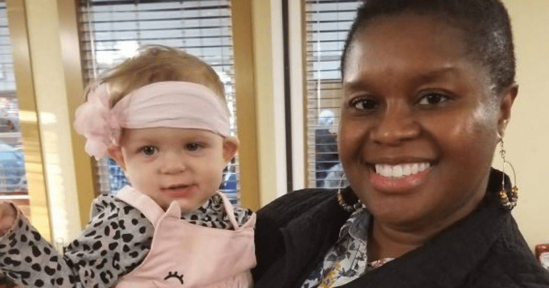 Stranger Saves Choking 7-Month-Old Baby At A Restaurant On Thanksgiving Day