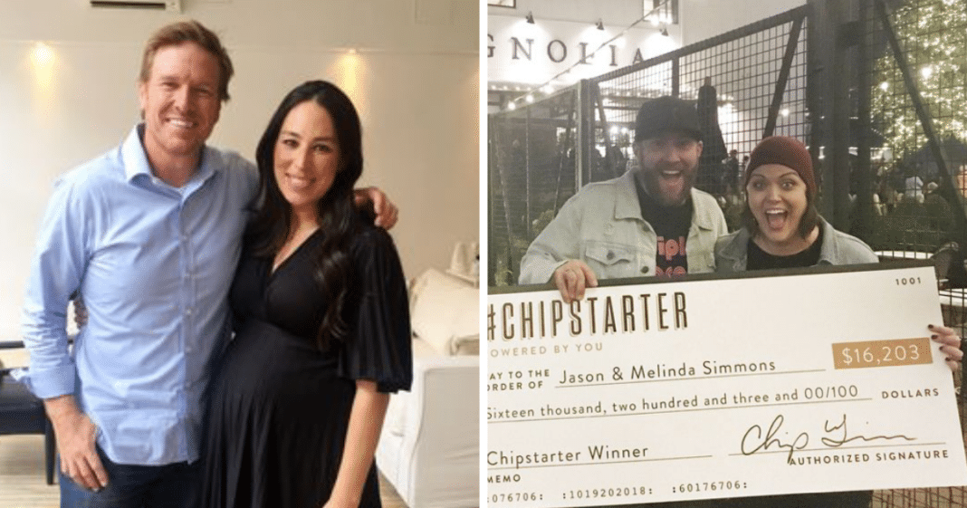 Chip And Joanna Gaines Just Helped A Couple Adopt Baby With Down Syndrome