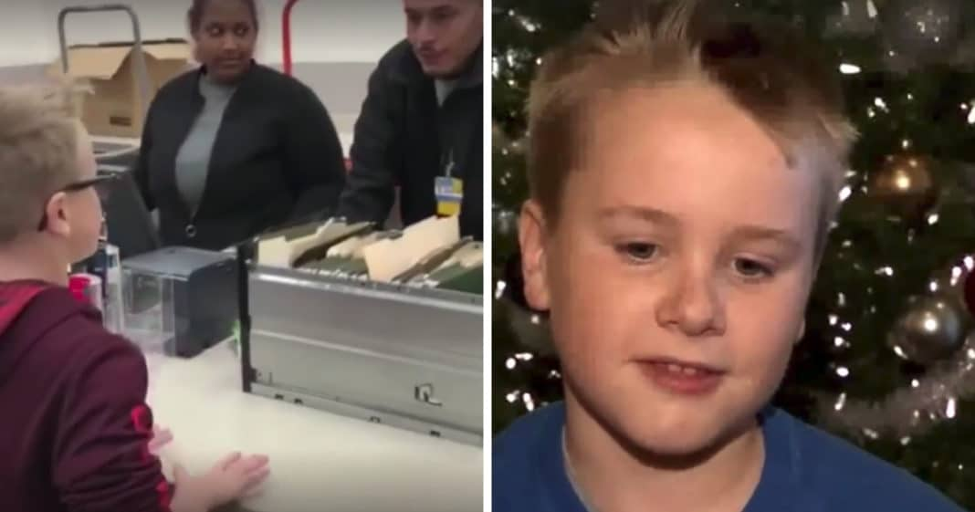 Age 11 Boy Pays Off $327 In Walmart Christmas Layaways To Help Strangers During Holidays