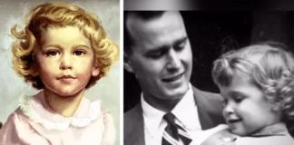 George H. W. Bush, Robin Bush