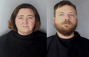Jessica James, 32 and Sklar Craft, 38 via Greenwood Co. Detention Center